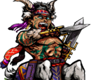 Bolus, Centaur Warrior II