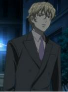 Solomon black suit