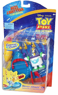 Buzz Lightyear Of Star Command Toys