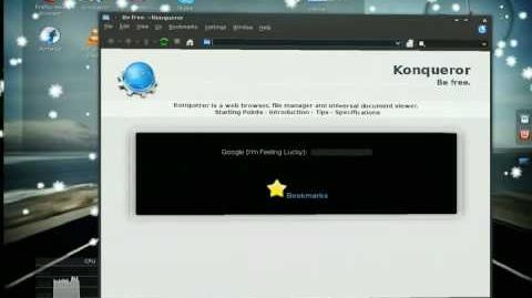 Kubuntu 9.04 - with Kwin effects
