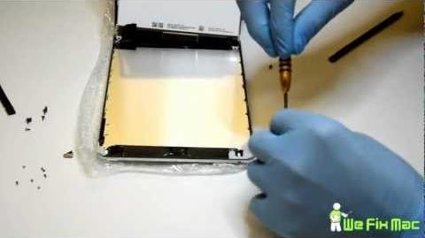 IPad mini touchscreen digitizer replacement-0