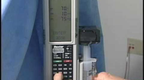 Propofol Infusion Pump