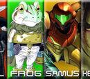 Axel vs Frog vs Samus Aran vs Sarah Kerrigan 2007