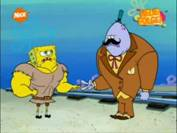 Archivo:SpongeBob und Werner M. Wahnsinnsfisch.jpg