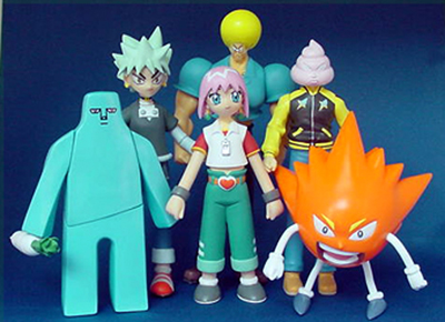 Bo-bobo Figure Set Edit