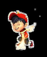 BoBoiBoy Fire