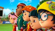 Team soccer BoBoiBoy