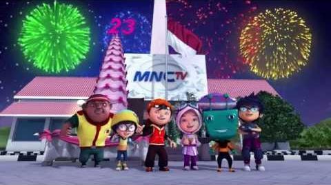 BoBoiBoy MNCTV 23rd Anniversary Promo