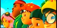 Team BoBoiBoy (Soccer Game)