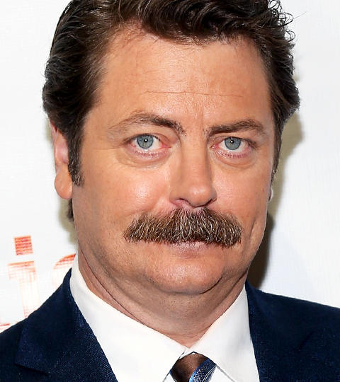 nick offerman new year eve