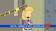 S6E10.005 Guys, Tammy's Got Superlice