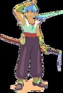 BoFIV Ryu Artwork