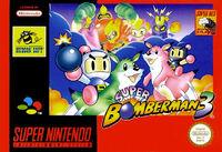 Super Bomberman 3 EU Box