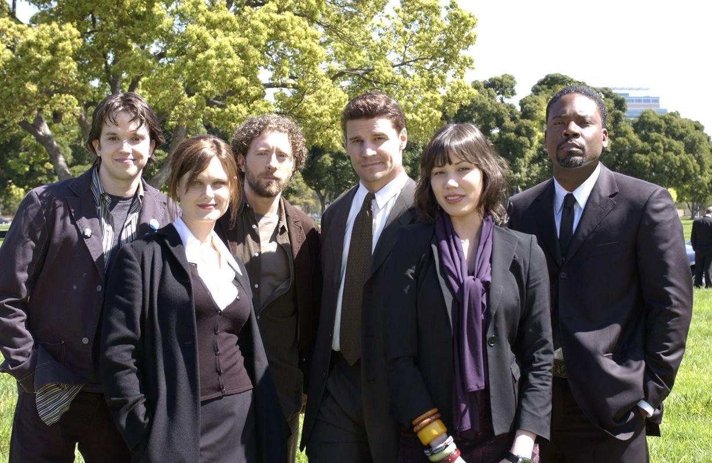 Bones (season 1) - Wikipedia