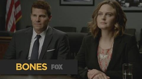 """BONES Preview """"The Last Shot at a Second Chance"""" FOX BROADCASTING"""