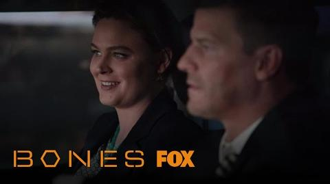"Brennan Thinks The Word ""Boner"" Is Hilarious Season 12 Ep. 5 BONES"