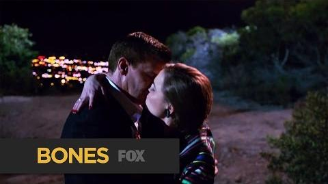 BONES 11 Kisses For Season 11 FOX BROADCASTING