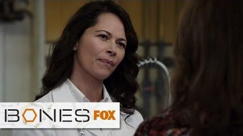 """Working on Vacation from """"The Nazi On The Honeymoon"""" BONES FOX BROADCASTING"""