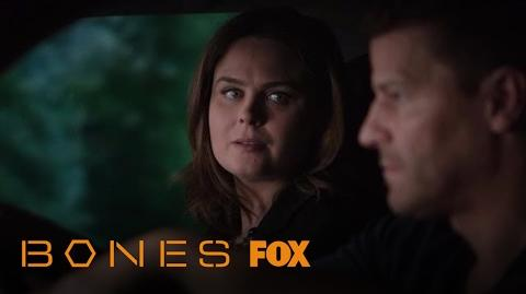 Brennan Shares Her Mathematical Puns With Booth Season 12 Ep. 6 BONES