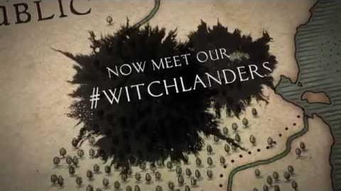 Meet the Witchlanders!