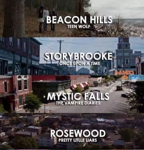 Book Series Locations