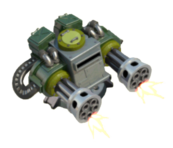 machine gun boom