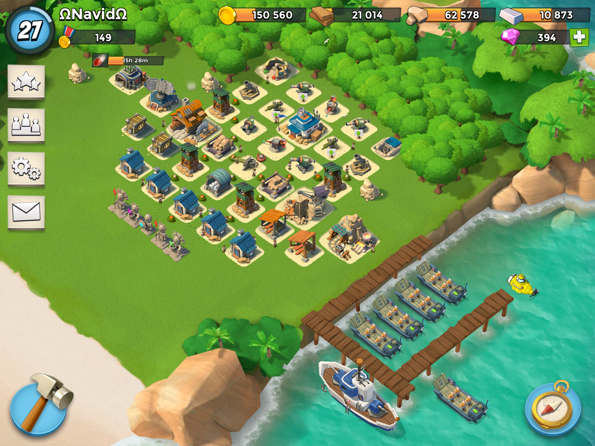 boom beach matchmaking victory points