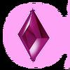 Icon artifact rare purple