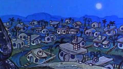 The Flintstones (1960 original outro) - 480p