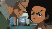 The Boondocks Freeman Family 6