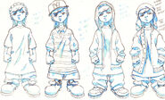 THE BOONDOCKS RILEY IS GULLY by LeSean