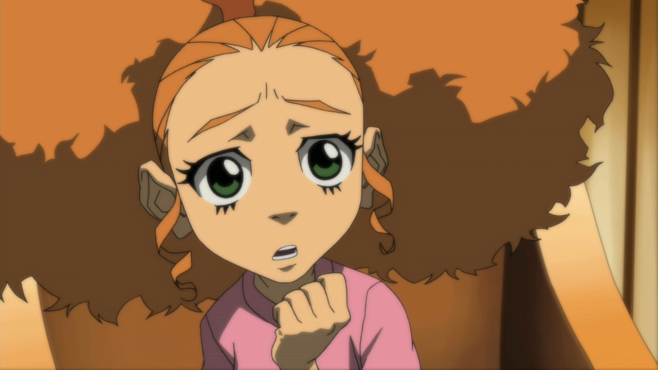 Image result for Jasmine (Boondocks)