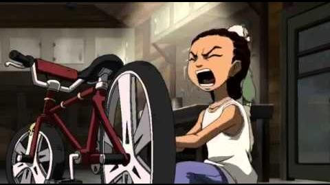 The Boondocks Season 2 Episode 3 Thank You For Not Snitching