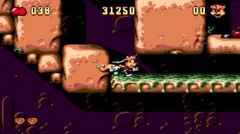 Crash Bandicoot (MegaDrive Portable Pirate)