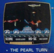 The pearl turn