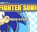 Sonic 3 Fighter Sonic