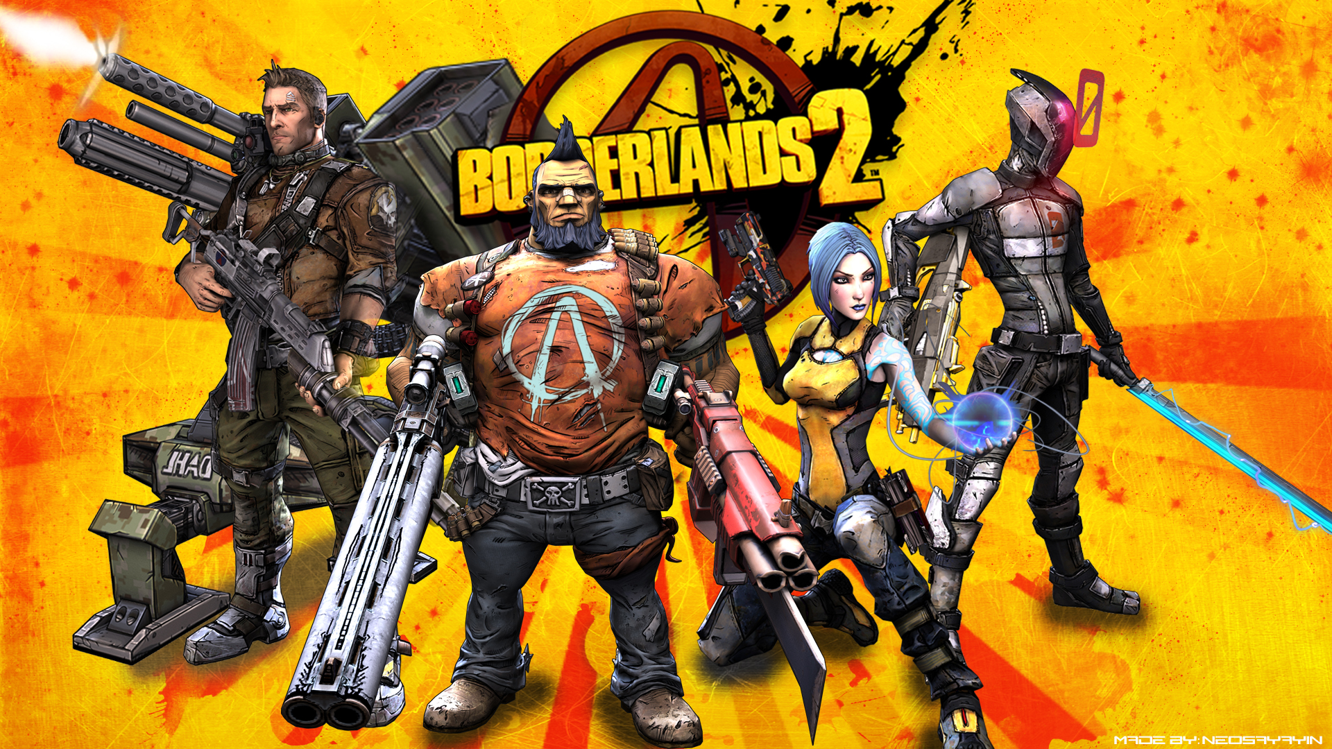 borderlands 2 matchmaking no games