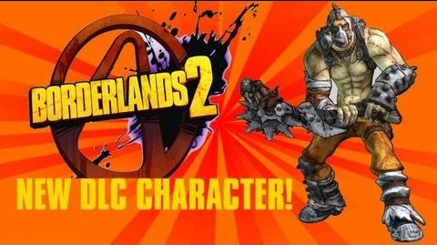 Borderlands 2's New Character Krieg The Psycho DLC Revealed