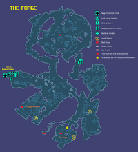 The Forge Map
