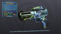 Neutralizing Blowfly 57 Orange Corrosive