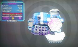 Shield deadlybloom 61 exp 20130816
