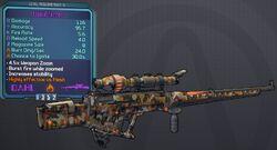 Terror Liquid(3shot) lvl9