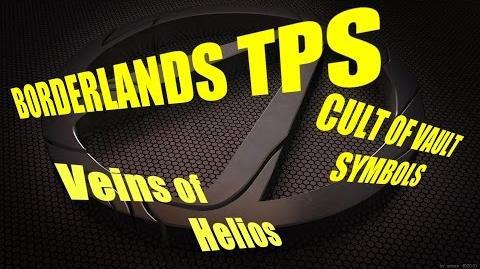 Vault Symbols- Veins of Helios (Borderlands TPS)