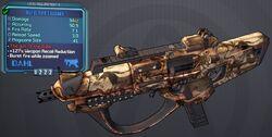 Lascaux Burst-Fire lvl9