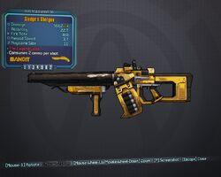 Lvl50 Sledge's Shotgun1