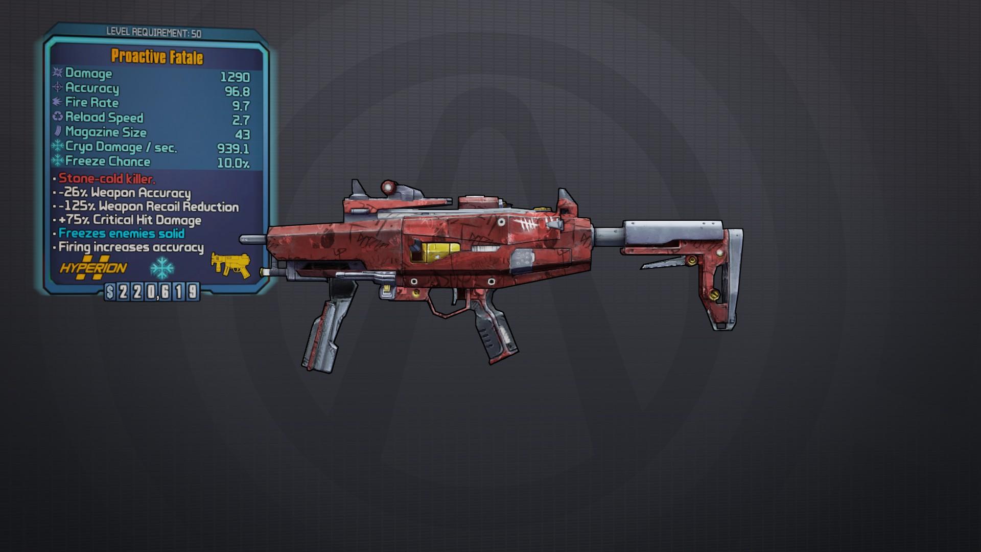 bonetown weapon codes for borderlands