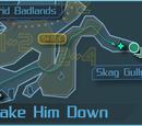 Nine-Toes: Take Him Down