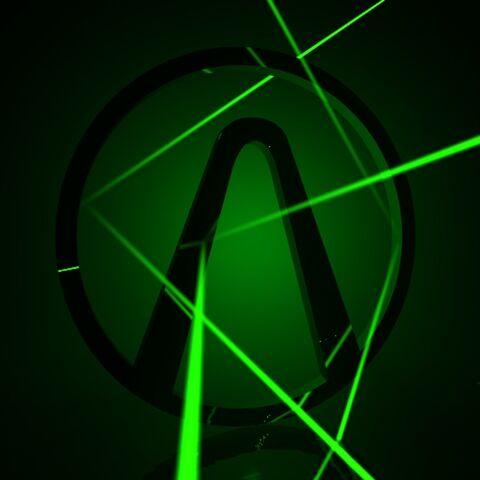 File:Borderlands logo with lasers.jpg