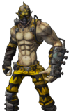 BL2-Krieg-Skin-FLOAT AND STING LIKE MEAT