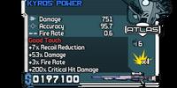 Kyros' Power